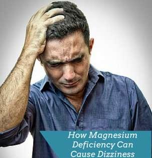 Magnesium Dizziness Vertigo