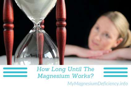 How Long Does It Take for Magnesium Supplements to Work
