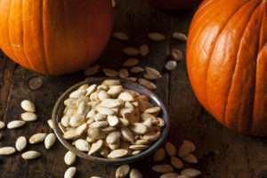 Magnesium-Rich Foods: Pumpkin Seeds