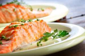 Magnesium-Rich Foods: Salmon