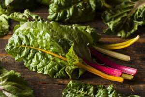 Magnesium-Rich Foods: Swiss Chard
